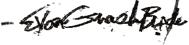 Evon signature