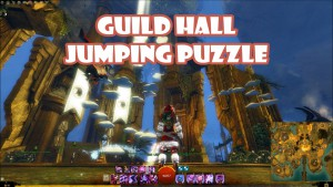 Guild Hall Jumping Puzzle