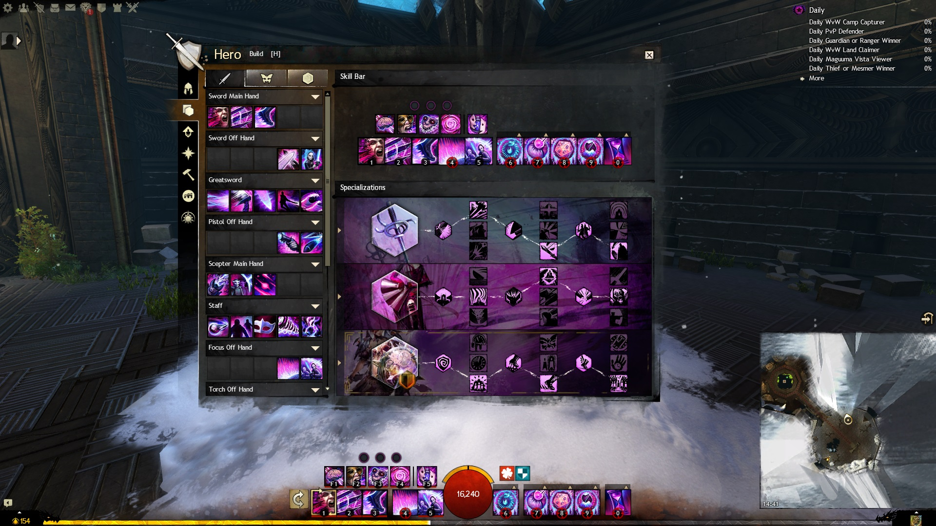 Guild Wars  Builds With Spirit