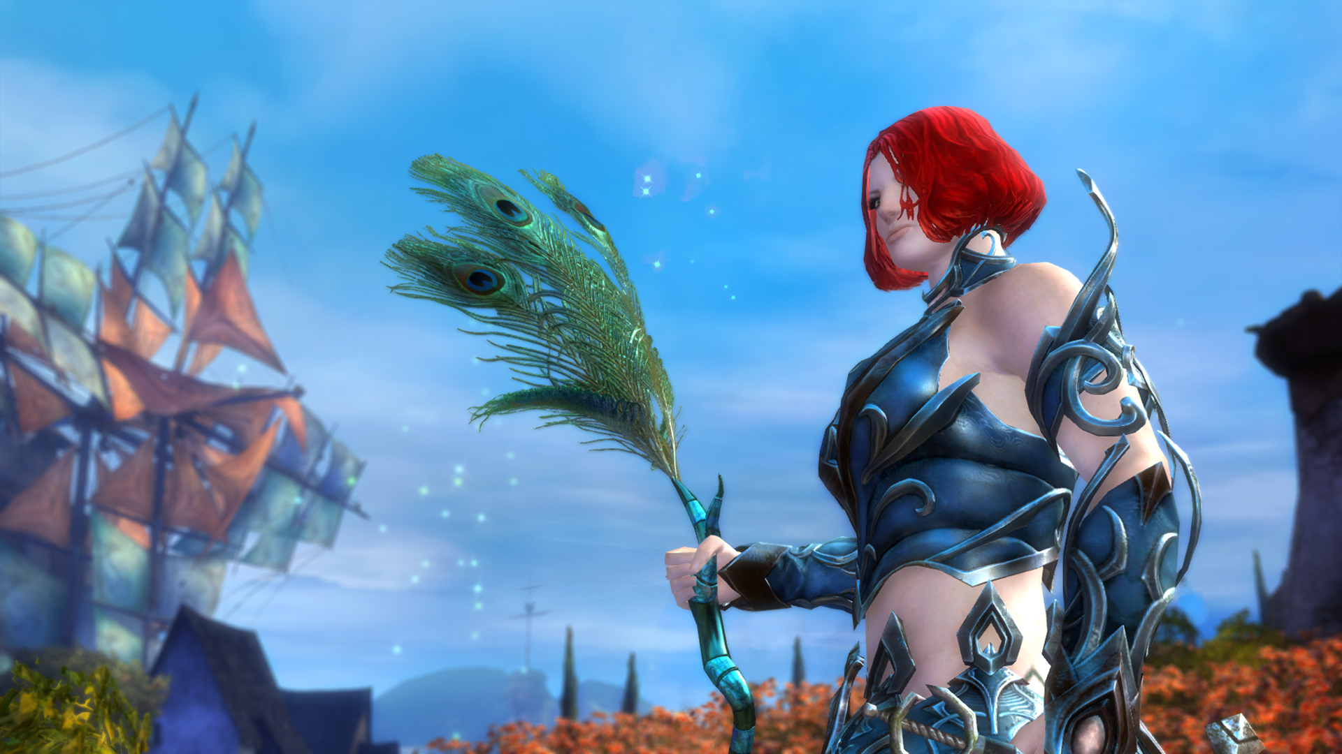 gw2 how to keep weapon aura after weapon is sheathed