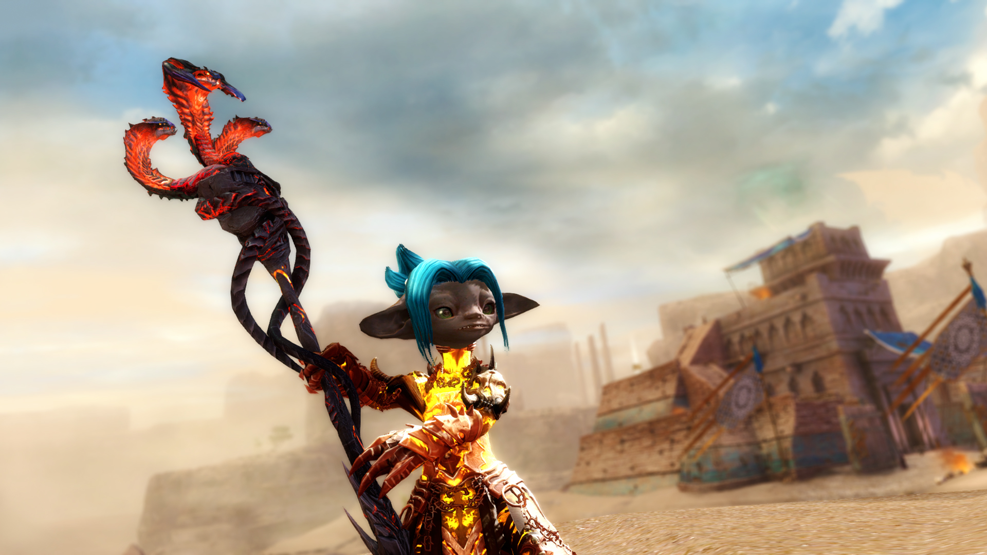 New Items in the Gem Store for Guild Wars 2: Path of Fire